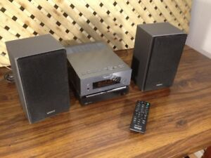 Sony CMT-BX1 Compact Stereo