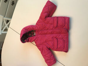 Girls 12 month fall/spring jacket