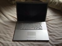 "MacBook Pro 17"" NEED GONE"