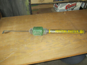 #greenspotantiques Crystal Duster, wheelwrights tools, old tins,