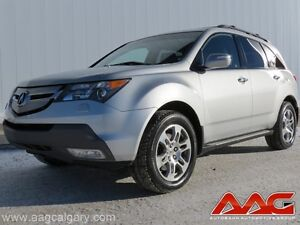 2009 Acura MDX 7 SEATER ONLY 108,000KM