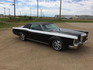 Reduced!!!1971 Lincoln Continental Mark III