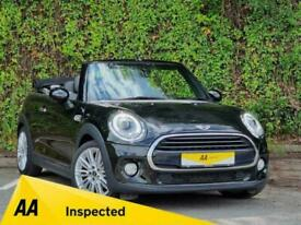 image for 2017 17 Mini Cooper CONVERTIBLE 1.5 COOPER 2D 134 BHP CHILI PACK + 7KN PACK