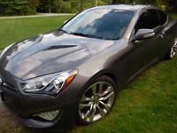 2013 Hyundai Genesis Coupe 3.8GT Coupe (2 door)