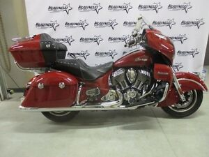 2015 Indian Roadmaster Indian Red