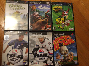 PS 2 games - various - $2 each Kingston Kingston Area image 2