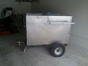 BBQ Cart, Great for a business! London Ontario image 2