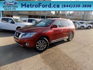 2013 Nissan Pathfinder S V6 4x4 at  - $182.04 B/W