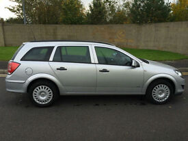 VAUXHALL ASTRA 1.7 CDTi 16v LIFE ECO FLEX ( 110ps ) DIESEL ESTATE