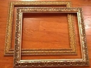 Custom made picture frames various size