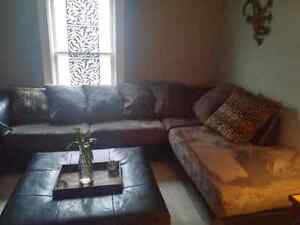 Good condition sectional