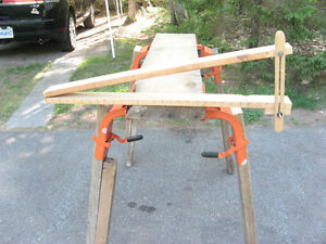 Table Saw Mitre Guide