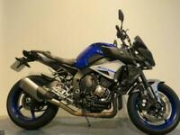 2020 YAMAHA MT10 MILEAGE 1744