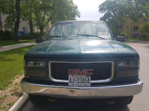 1997 gmc k1500 5 speed manual