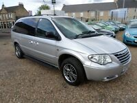 Chrysler Grand Voyager 3.3 LIMITED (silver) 2006