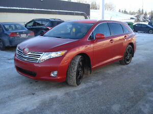 2009 TOYOTA VENZA, AWD, 183KM, IN A PERFECT  SHAPE, 1 OWNER !!!