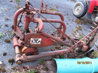 MF 3pt hitch mower for sale