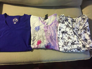 Extra Large Scrubs Tops