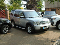 2010 Land Rover Discovery 4 2.7 TDV6 Manual COMMERCIAL NO VAT