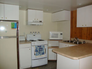 FULLY FURNISHED APART. FOR RENT NOVEMBER IN SUDBURY