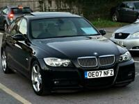 2007 BMW 3 Series 325i M Sport 4dr SALOON Petrol Manual