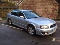 For Sale: Subaru Legacy 2.5 GX AWD £795 O.N.O.