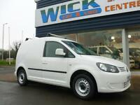 2013 Volkswagen CADDY C20 TDI STARTLINE 102 Van Manual Small Van