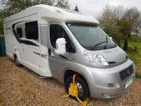 Bessacarr E564 4 Berth Rear Fixed Bed Low Line Motorhome For Sale Ref:15651
