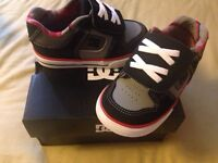 Boys toddler DC shoes