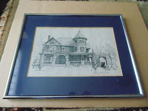 Limited Edition George W. Mclauglin Home 1910