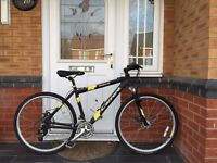 TOP BRANDED MOUNTAIN BIKE. CARRERA KRAKEN SE. BARGAIN