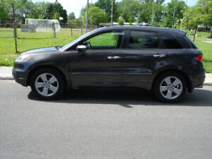 2009 Acura RDX Technology Pack (full- navigation-4x4)