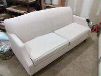 White couch - 100 or best offer