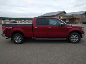 Perfect 2014 Ford F-150 SuperCrew LARIAT Pickup Truck
