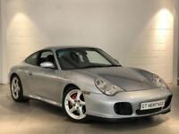 2002 PORSCHE 911 CARRERA 4S TIPTRONIC 316 BHP