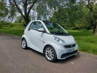 62 SMART CAR FORTWO PASSION CDI DIESEL FREE TAX AUTO AUTOMATIC GENUINE 44K 6 MOT