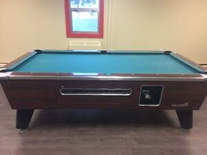 Pool Tables (Only one remaining)