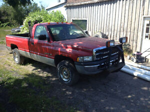 1994 Dodge Power Ram 1500 Pickup Truck