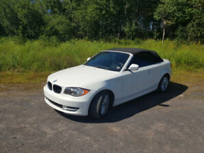 BMW 128i convertible
