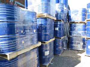 55 gallon steel drums, food-grade, mint condition- 100+ units Cornwall Ontario image 3