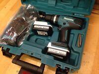 Makita hammer drills