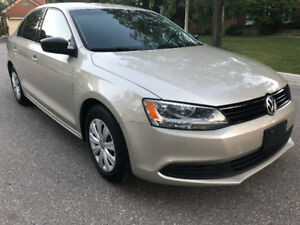 2012 Volkswagen Jetta – 4 cylinder- Keyless, Heated Seats