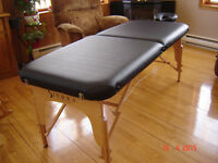 Table de massage portative de Qualité professionnelle