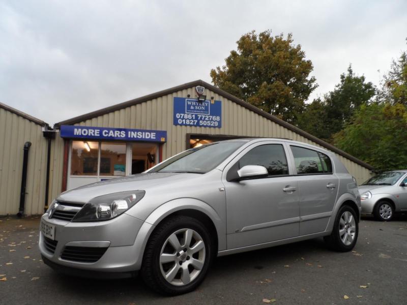 Vauxhall/Opel Astra 1.6i Breeze 5 DOOR SORRY NOW SOLD