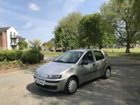 2002/52 Fiat Punto 1.2 Active 5 Door Hatchback Silver ( Same Owner Since 2003 )