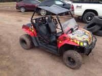 Polaris RZR side by side