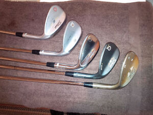 Titleist Vokey SM6 wedges 56* sand wedge RH