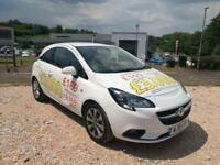 2018 Vauxhall Corsa 3dr 1.4 75ps Energy 159pz 3 door Hatchback