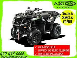 2015 Arctic Cat XR 550 LIMITED EPS NEUF - 36,36$/SEMAIN