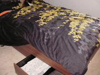 ***COMFORTABLE !!! Ikea Double Bed & Mattress Set !! ***